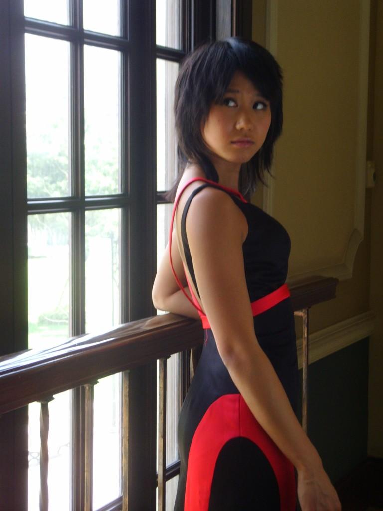 Yuja wang sexy dress