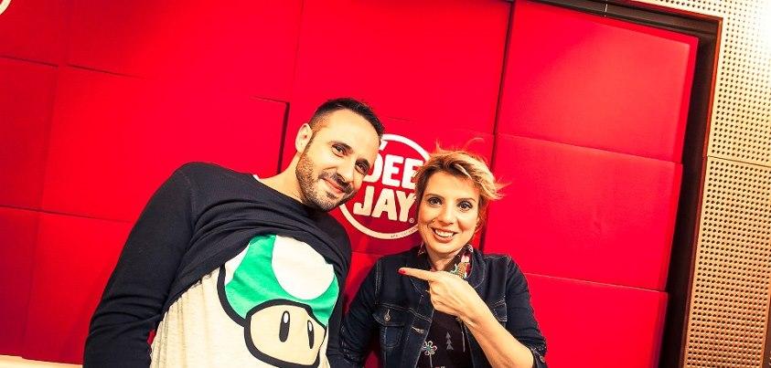 frank-sarah-jane-radio-deejay