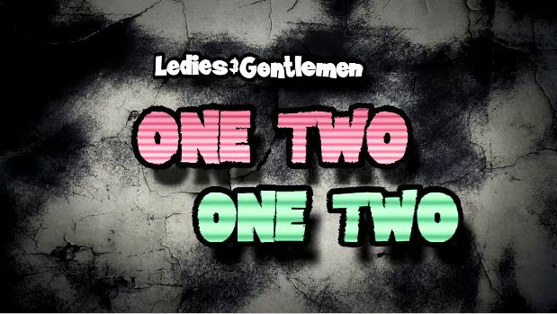 one-two-one-two