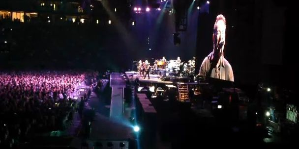 bruce springsteen live oslo