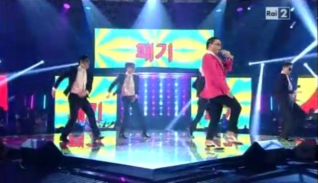 psy the voice