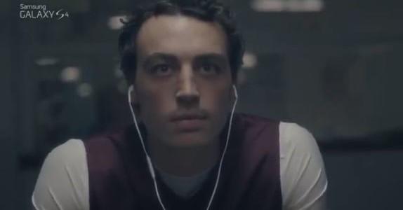 Nel nuovo spot del Samsung Galaxy S4, un giocatore di […]