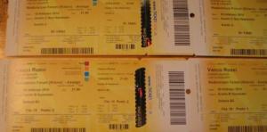 Vasco Rossi biglietti