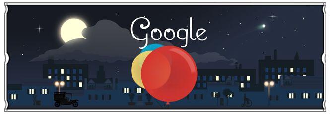 google doodle debussy