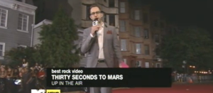miglior video rock thirty seconds to mars