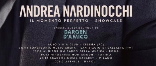 Andrea Nardinocchi Dargen d'Amico