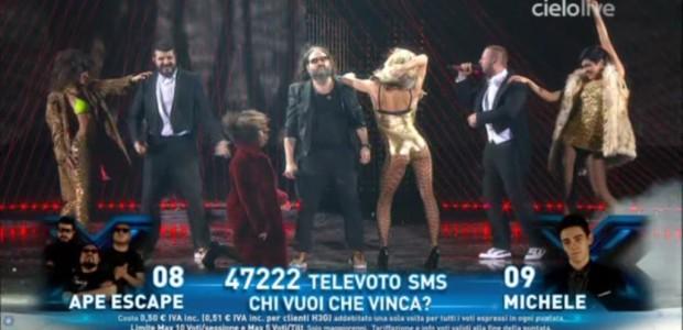 All'ultima sfida della finale di X Factor gli Ape Escape […]
