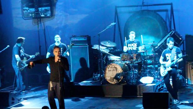 Morrissey-live