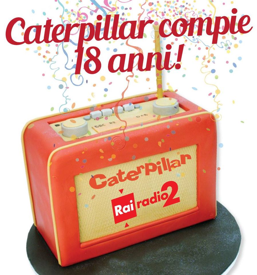 caterpillar 18 anni