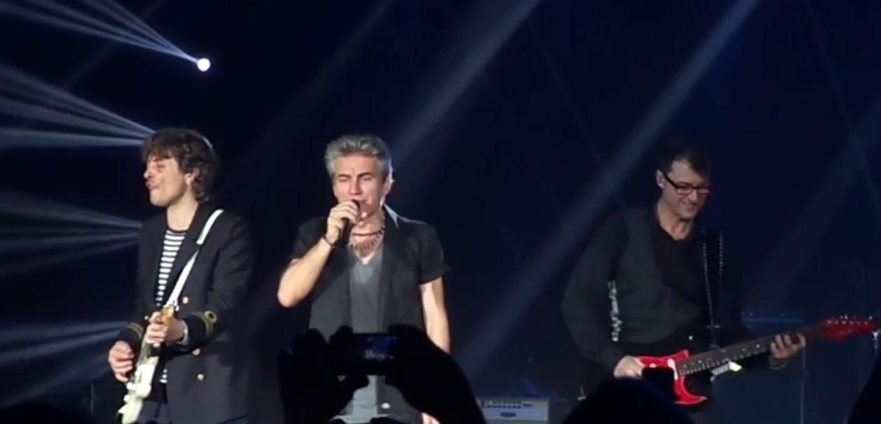 Luciano ligabue live a genova i video del concerto for Ligabue genova