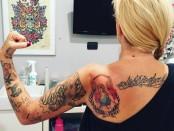 pina tatuata