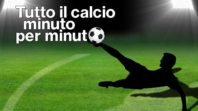 Tutto il calcio minuto per minuto - audio - Rai Radio 1 ...