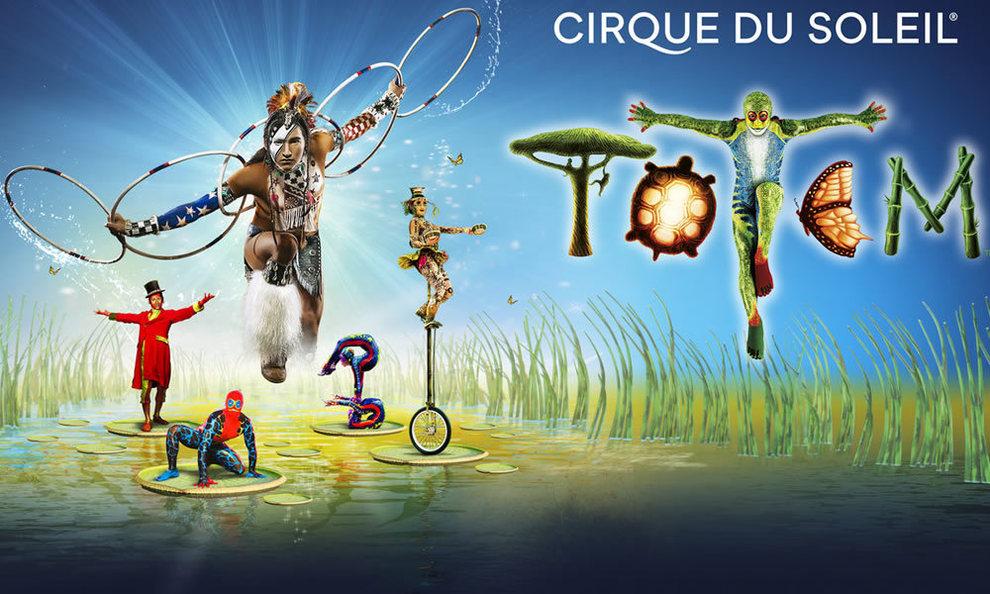 circ de soleil 2019